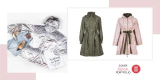JOKER FASHION PORTFOLIO Neočekivani modni ulov za vjetrovito proljeće