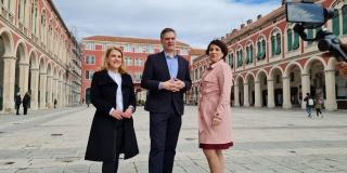 Benzon: Iza svakog uspješnog gradonačelnika stoje dvije jake žene!