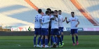 KRAJ: Hajduk svladao Varaždin 2:0, u završnih deset minuta tri crvena kartona!