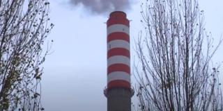 Muškarac se popeo na dimnjak toplane na zagrebačkoj Trešnjevci