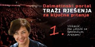 Tamara Visković: Kod Spaladium Arene su bitna tri pitanja...