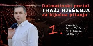 Ante Franić: Ne pristajem na ucjene, dovršit ću projekt Spaladium Centra i konačno stati na kraj ovoj HDZ-ovoj trakavici