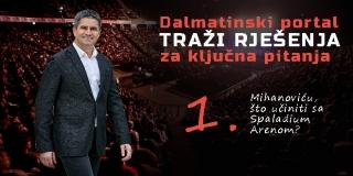 Vice Mihanović: Ključno je da se dovrši projekt izgradnje Spaladium Centra, inzistirat ću da sve strane sjednu za isti stol