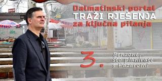 Zdeslav Benzon: Pazar treba renovirati, a upravitelja naći međunarodnim natječajem uz strogo propisanu kontrolu Grada