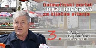Darije Duje Jakaša: Važno je imati infrastrukturu koja će pratiti rekonstrukciju Pazara