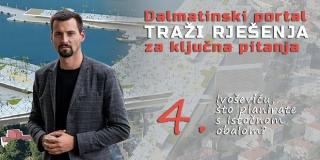 Bojan Ivošević: Istočna obala je projekt koji će utvrditi smjer u kojem će se Split razvijati