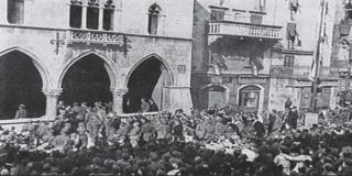 76. OBLJETNICA: U Splitu je formirana prva Narodna vlada Hrvatske, SRP objašnjava zašto je izabran grad pod Marjanom