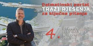 Ivica Grković: Istočna obala ne smije postati druga Zapadna obala, izjednačavati ih je van pameti!