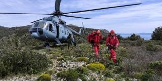 HGSS: Spašeni strani penjači iz stijene na Hvaru