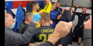 VIDEO Pogledajte veliko slavlje Osječana nakon pobjede na Poljudu