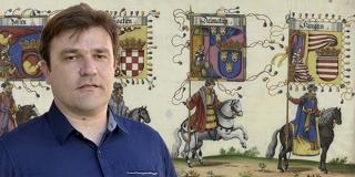 NAŠA POVIJEST 'Dalmatinski grb' je bez sumnje najstariji službeni hrvatski zemaljski grb, donosimo objašnjenje nedoumice oko lavljih ili leopardovih glava i sve što trebati znati