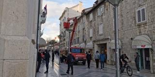 PRIJETILA ŠKURA Vatrogasci spriječili posljedice