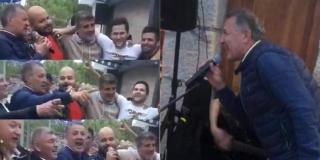 BOSNA I HERCEGOVINA TRAŽI ZVIJEZDU Bjegunac i brat pjevaju Hajdukovu himnu