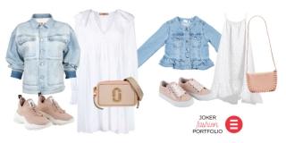 JOKER FASHION PORTFOLIO Naši mali modni dvojnici