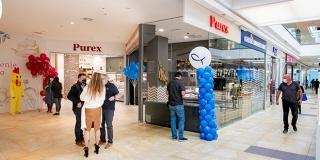 Purex & Ribarnica Brač u centru Mall of Split!