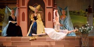 Prvi put u povijesti na pozornici splitskog HNK izveden balet 'Esmeralda' Caesarea Pugnija
