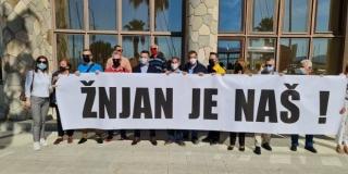 SDP-ovci PRED BANOVINOM 'Opara se ponaša kao da je u otkaznom roku, nesposobni Mihanović se boji'