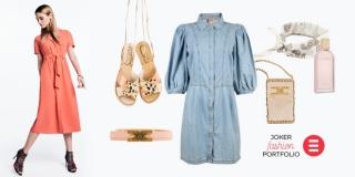 JOKER FASHION PORTFOLIO Kraljice praktičnosti su… haljine-košulje!