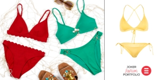 JOKER FASHION PORTFOLIO Vrijeme za novi kupaći kostim!