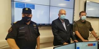 MINISTRI U VATROGASNOM ZAPOVJEDNIŠTVU 'Europska unija prepoznala je Hrvatsku kao odgovornog partnera u kojeg se isplati ulagati'