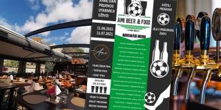 Ami beer&food navijački korner časti navijačku ekipu!