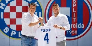 SLUŽBENO: Josip Vuković novi igrač Hajduka