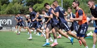 Hajduk otputovao u Sloveniju, provjerite popis igrača koji su otišli prema Zreču
