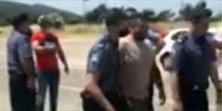 POLICIJA IPAK UREDOVALA: S Poljuda u postaju odveli dva instruktora vožnje