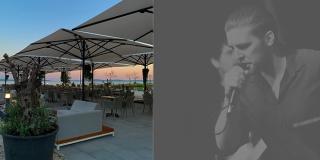 ŽNJAN Glazba uživo u beach baru Rosa Negra