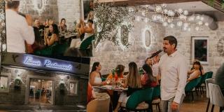 FOCUS RESTORAN I BAR Mjesto gastronomskog užitka u mediteranskom duhu