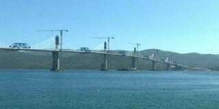 BLIŽI SE ZAVRŠETAK IZGRADNJE Pelješkim mostom već u ožujku