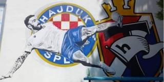 Na Jadrana mural u čast Livaji