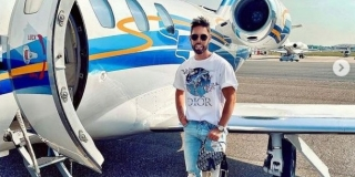 Marko Grubnić s Momčilom otputovao u šoping, pohvalio se snimkom iz privatnog aviona