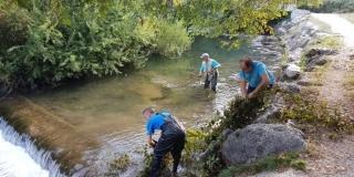 ZELENA ČISTKA U ŽRNOVNICI Uređivat će se korito rijeke i šetnica u duljini od 3,5 kilometra