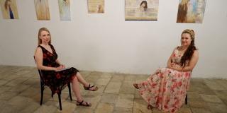 NOVA SEZONA KOLIBRISA Sandra Radić Parać u prvoj epizodi otkriva kako je bilo studirati u Splitu i likovno djelovati u Trogiru