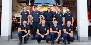 PREDSTAVLJAMO DALMATINSKE VATROGASCE 'Najgore je bilo kada je eksplozija mine ranila naše kolege'