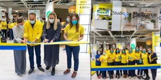 JOŠ BLIŽE DALMACIJI: Prvi IKEA Studio za planiranje započeo s radom u splitskom City Centeru one