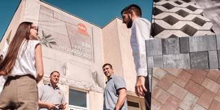 ULJEPŠAJTE SVOJU OKUĆNICU Iskoristite odlične cijene na najkvalitetnije betonske opločnike tvrtke ABK!