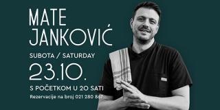 Mate Janković stiže u restoran Focus