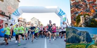 KADA 50% ZNAČI 100% Dođite u subotu na Omiški polumaraton i udahnite 100% Omiša