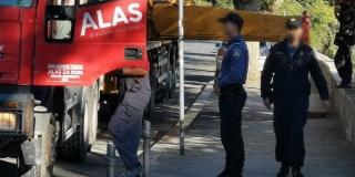 IZDALI IM ZAPOVIJED DA MAKNU VOZILA Policija očistila Meštrovićevo šetalište