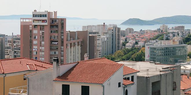 Potres u Splitu!