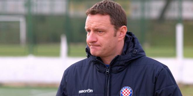 Hari Vukas je danas i službeno predstavljen kao novi trener Zrinjskog