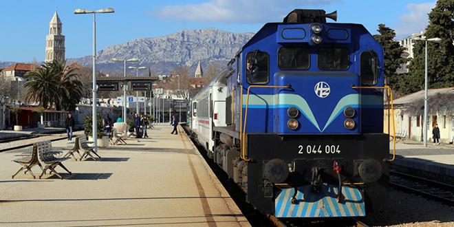 Ivana traži plavokosog Dalmatinca kojeg je srela u vlaku