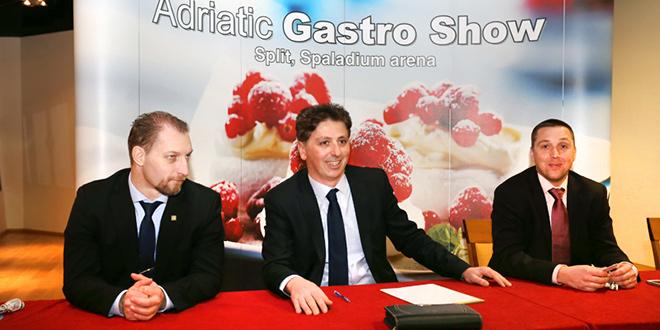 Na Adriatic Gastro Showu se predstavlja 120 izlagača iz 12 zemalja