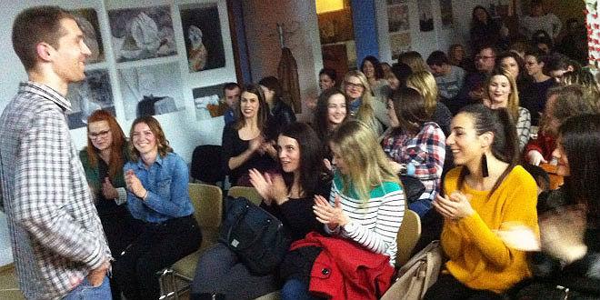 'Mala škola sociologije' ponovno napunila Klub mladih