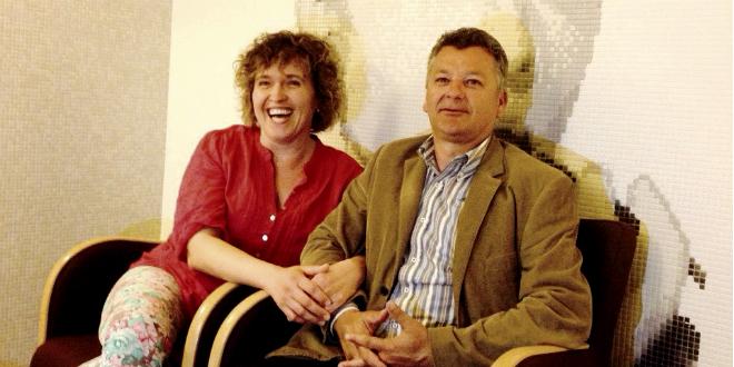 INTERVJU Viki Puharić i Joško Lelas: Naš crveno-plavi brak u službi je filmske umjetnosti i Makarske!