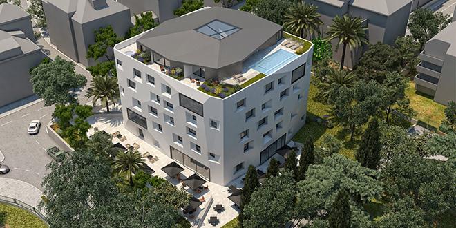FOTOGALERIJA Na Bačvicama otvoren hotel kojeg je projektirala Maja Tedeschi