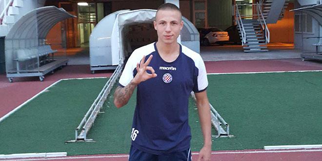Makedonac Demir nakon sjajnog gola petom: Ostvario mi se dječački san kada sam zabio za prvu momčad Hajduka protiv Varteksa!
