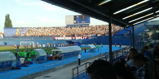 UEFA nije dozvolila Kopru montažnu tribinu, za Torcidu samo 130 ulaznica
